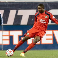 Veteran goalkeeper Donovan Ricketts was the first player selected in the MLS Expansion draft, going to Orlando City.