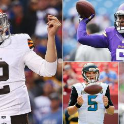 Johnny Manziel, Teddy Bridgewater: What's future hold for rookie QBs?