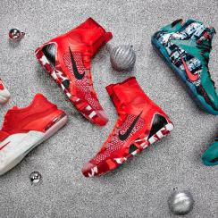Nike's 2014 Christmas Day designs for