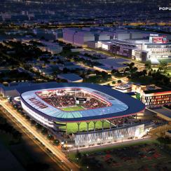 Summer renderings of a D.C. United soccer-specific stadium are closer than ever to being turned into an actual arena for the flagship MLS franchise.