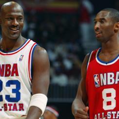 Michael Jordan; Kobe Bryant