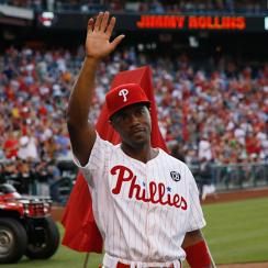 Jimmy Rollins, Philadelphia Philliesq