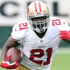 Frank Gore 49ers contract
