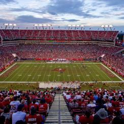 Buccaneers Raymond James Stadium