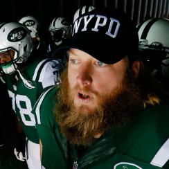 New York Jets Nick Mangold