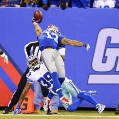 Favorite NFL moments 2014: Odell Beckham Jr. catch; Jim Kelly returns