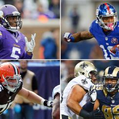 Best NFL rookies 2014: Teddy Bridgewater, Aaron Donald, more