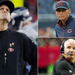 NFL Black Monday 2015: News, buzz on Jim Harbaugh, Rex Ryan