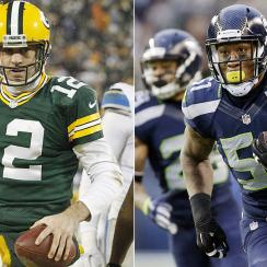 NFL Week 17: Packers, Seahawks claim division titles and reassert NFC favorite status