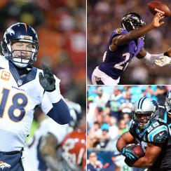 2014 NFL playoff preview: Dark horses for Super Bowl XLIX