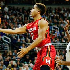 Melo Trimble Maryland vs. Michigan State