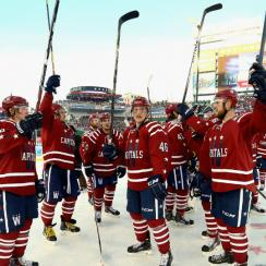 Washington Capitals Winter Classic Chicago Blackhawks