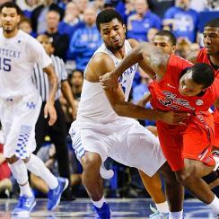 Kentucky survives Ole Miss