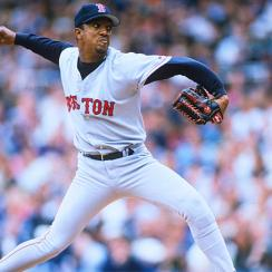 Pedro Martinez Red Sox