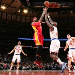 Josh Smith's impact on the Rockets has yet to be determined.