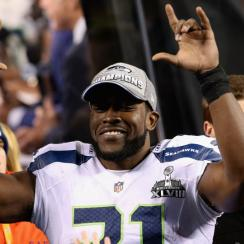Seahawks selling massive turkey leg named after Kam Chancellor