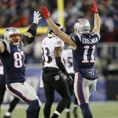 2015 NFL playoffs: Patriots stage historic comeback to beat Ravens, move closer to Super Bowl