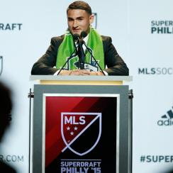 Cristian Roldan plummeted in the MLS SuperDraft, but he wound up in an ideal scenario: the Seattle Sounders.