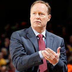Mike Budenholzer head coach Atlanta Hawks