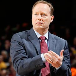 Mike Budenholzer head coach Atlanta Hawks