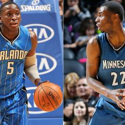 The NBA announced that the Rookie-Sophomore game will have a USA against World format.