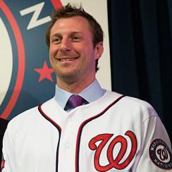 Max Scherzer, Washington Nationals