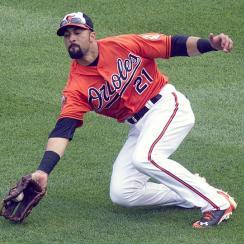 Nick Markakis, Baltimore Orioles