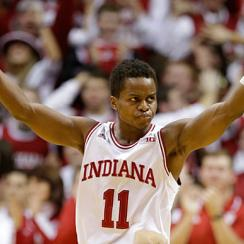 Yogi Ferrell is trying to lead Indiana back to the NCAA tournament after the Hoosiers missed the postseason entirely last season.