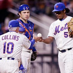Terry Collins, New York Mets