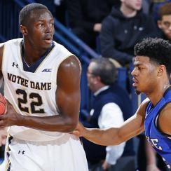 Jerian Grant stars for Notre Dame vs. Duke