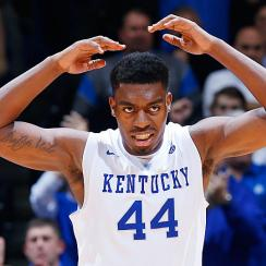Dakari Johnson Kentucky