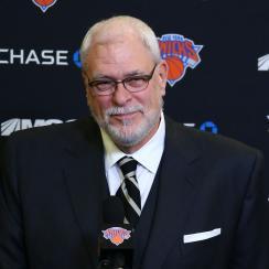 Phil Jackson Knicks