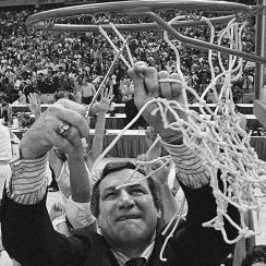 Dean Smith, North Carolina Tar Heels