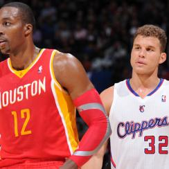 Dwight Howard; Blake Griffin