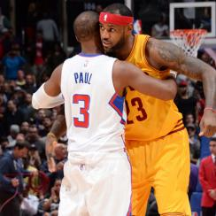 Chris Paul; LeBron James