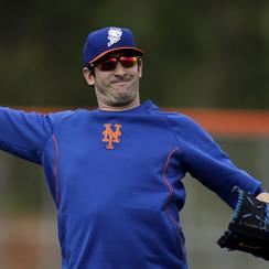 Matt Harvey, who missed last season after Tommy John surgery, has not pitched for the Mets since August 2013.