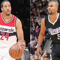 Wizards traded Andre Miller to the Kings for Ramon Sessions.
