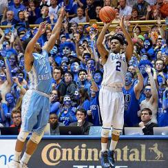 Duke Quinn Cook vs. UNC