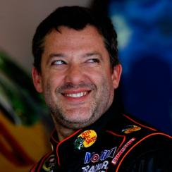 Tony Stewart's pet pig helps him get over another winless Daytona
