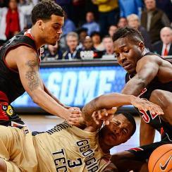Louisville defeats Georgia Tech