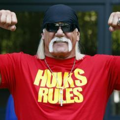 Hulk Hogan appreciation night at Madison Square Garden