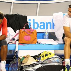 Serena drops longtime hitting partner