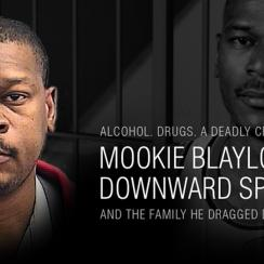 Mookie Blaylock graphic