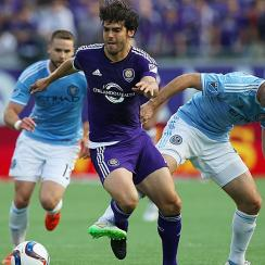 Kaka Orlando City FC vs. NYCFC