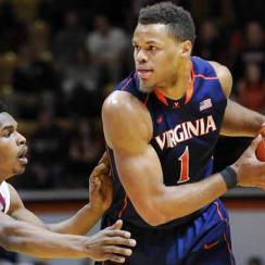 Virginia's Justin Anderson