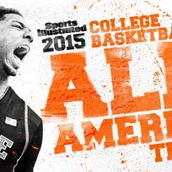 2015 All-America team