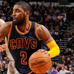 Kyrie Irving vs. Spurs 3-12-15