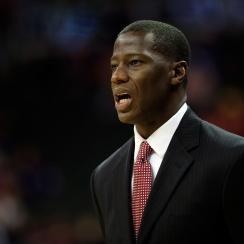 Alabama fired head coach Anthony Grant
