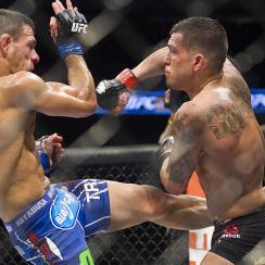 UFC 185: Rafael dos Anjos