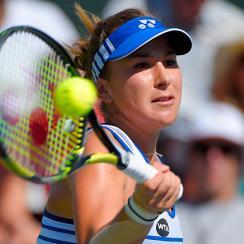 Caroline Wozniacki loses to 18-year-old Belinda Bencic at Indian Wells
